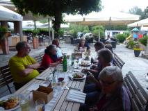 Erste Zusammenkunft im Boutiquehotel Erla, Stubenberg am See