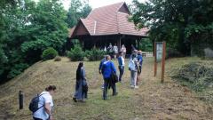 Exursion zur Gradieranlage in Vasvar
