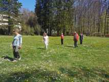 Line-Dance mit Trudi Moser-Lehmann